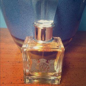 Juicy Couture eau de parfum 1.7 oz used